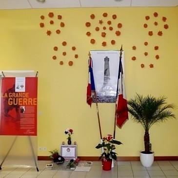 Expo du 11 novembre 2014 à Belleneuve :  un succès mémorable