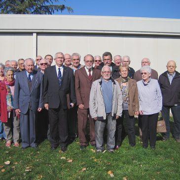 18 octobre 2017 – Réunion trimestrielle des présidents des AC-VG de Côte d'Or