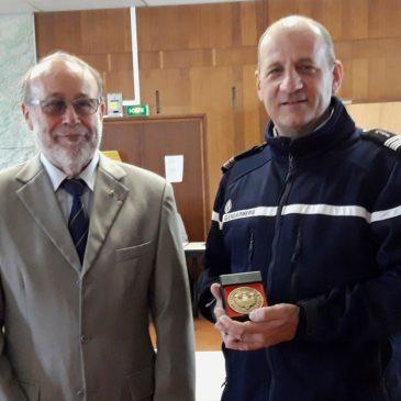 24/10/2018 – Réunion trimestrielle des présidents d'associations des ACVG de Côte d'Or