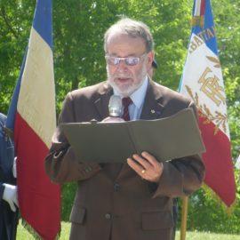 Les vœux du président de l'UF- ACVG de Côte d'Or