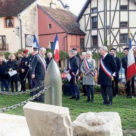 11/11/2018 – Bèze – 1918/2018 – Un hommage soutenu