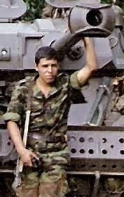 Opération TACAUD-Guy PARENT, un des premiers morts en OPEX au TCHAD-