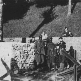JUIN 1944 – LIBÉRATION DE SOLDATS SÉNÉGALAIS PRISONNIERS